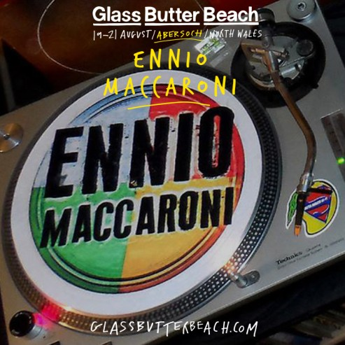 ENNIO MACCARONI COLOUR graphic