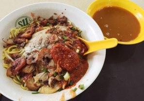 Prawn Noodles Dry