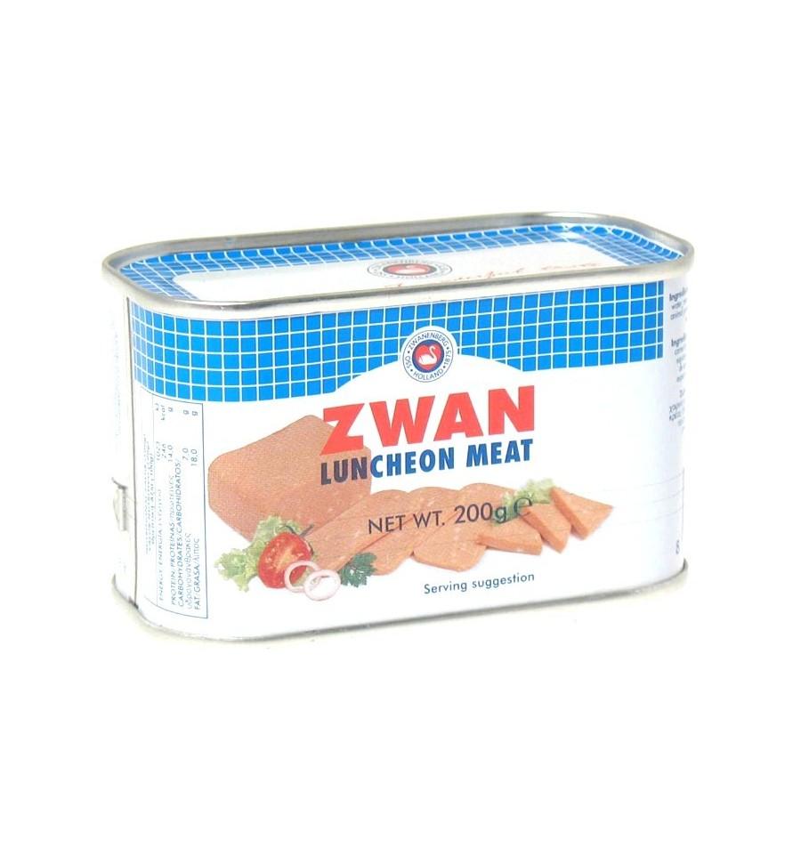 Zwan Chicken Luncheon Meat 200g From SuperMartae