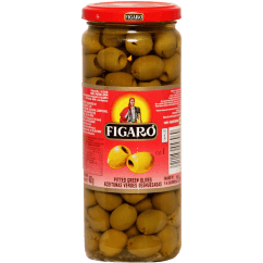 Black Kitchen Trash Bags Large Rugs Figaro Pitted Green Olives 450g From Supermart.ae
