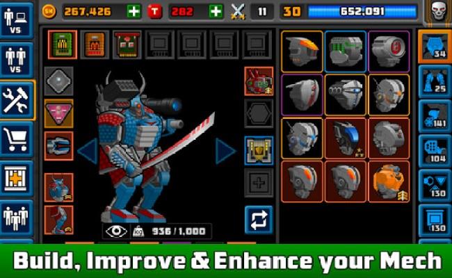 Super Mechs Is A Tactical Shooting Game Super Mechs