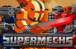 Super Mechs 2 Super Mechs