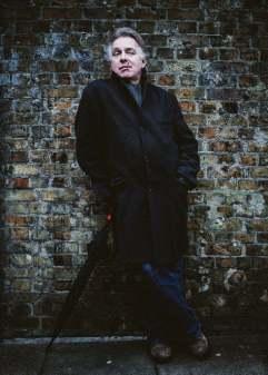 March 2013, London UK. Rik Mayall from 'The Last Hurrah'