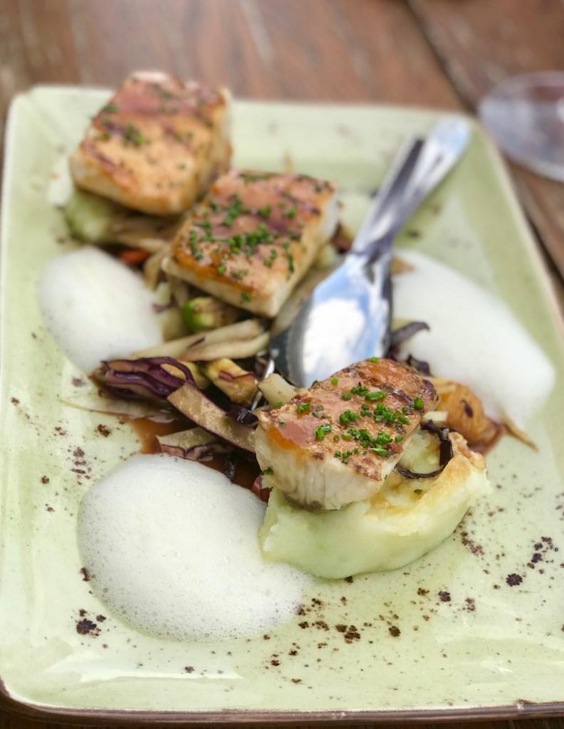 Restaurant Coast Mallorca: Fisch