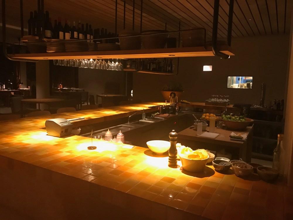 Restaurant Spot Palma: Bar