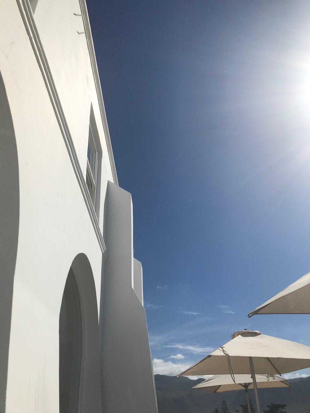 Hermanus: The Marine - Fassade