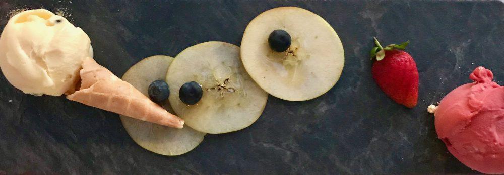 De Leeuwenhof: Dessert