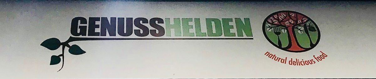 Genusshelden: Logo