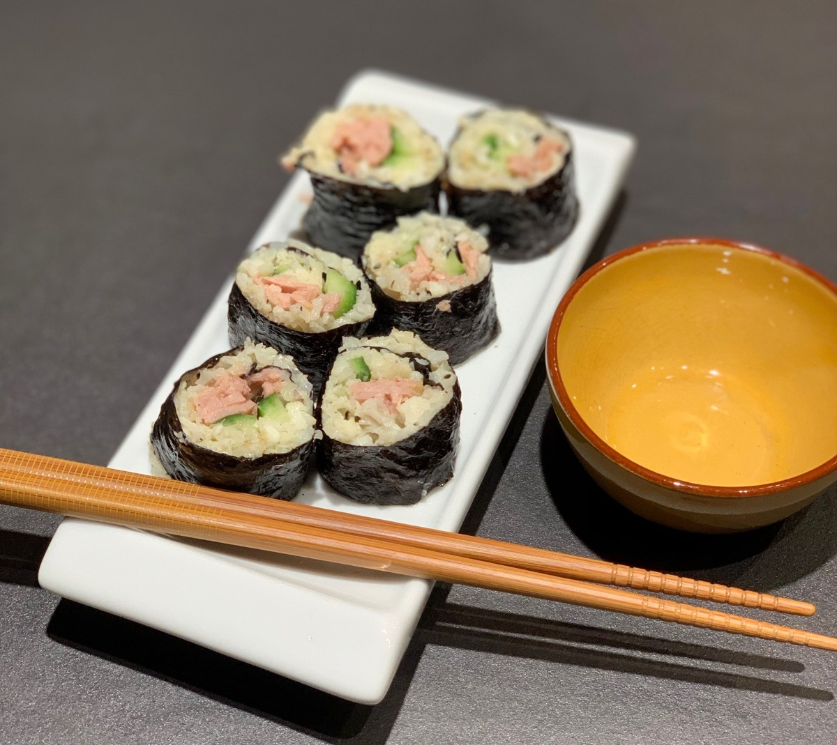 No-Carb-Workshop: Keto-Sushi-Maki