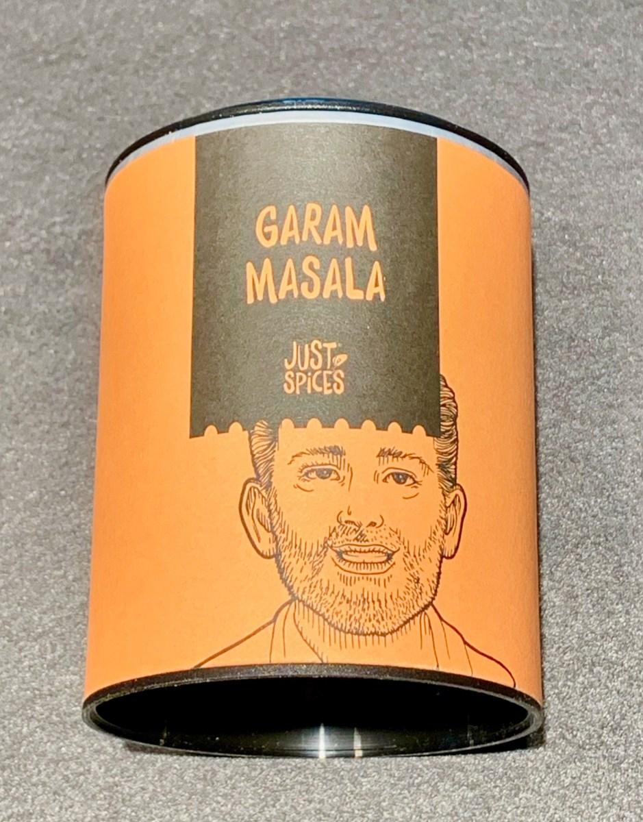 Garam Masala-Indische Gewürzmischung