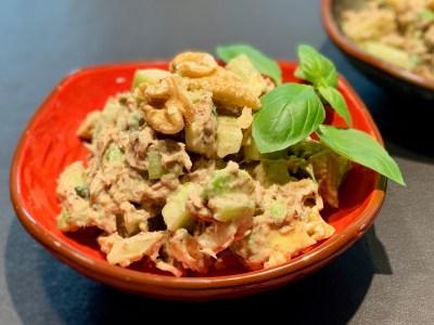Rezept-Test: Gurken, Avocado, Thunfisch – Salat