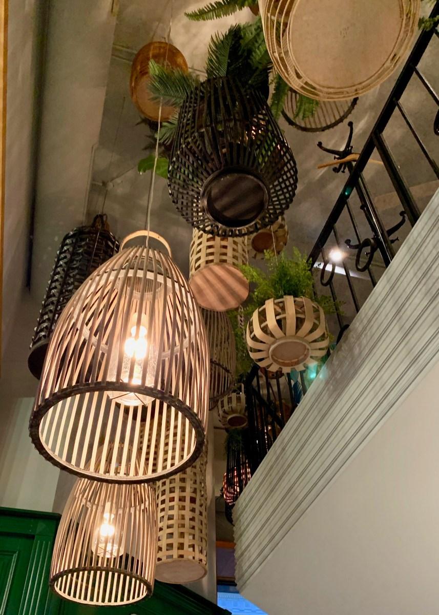Moskau Brasserie Pâte & Co Moskau Lampen