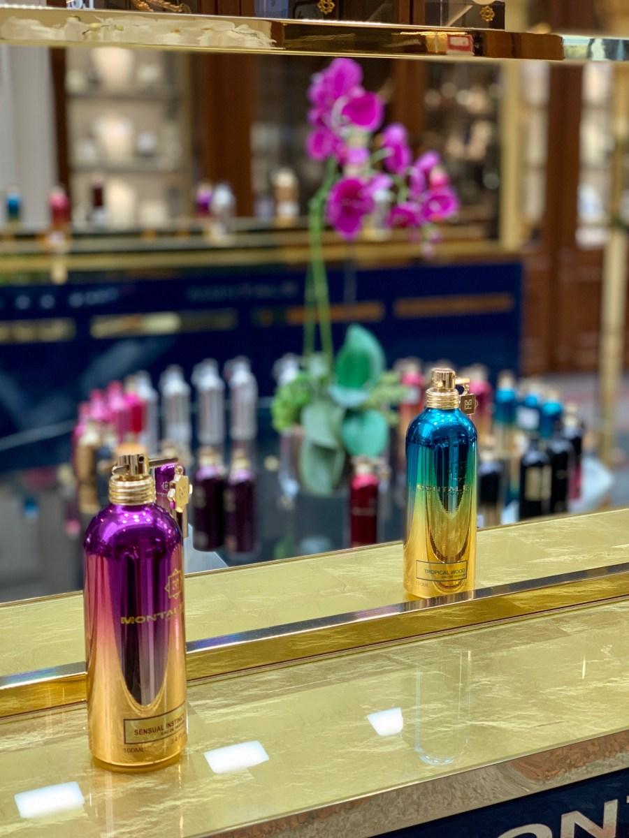 Moskau Kaufhaus GUM Parfüm