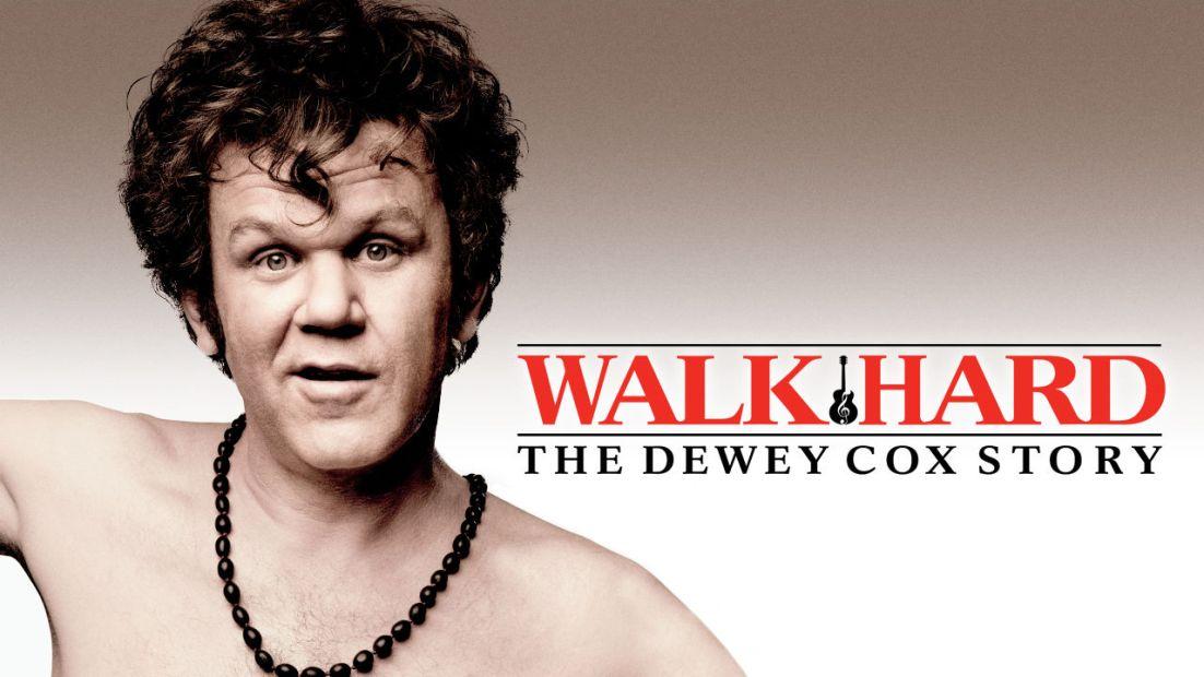 Walk Hard: The Dewey Cox Story Cover