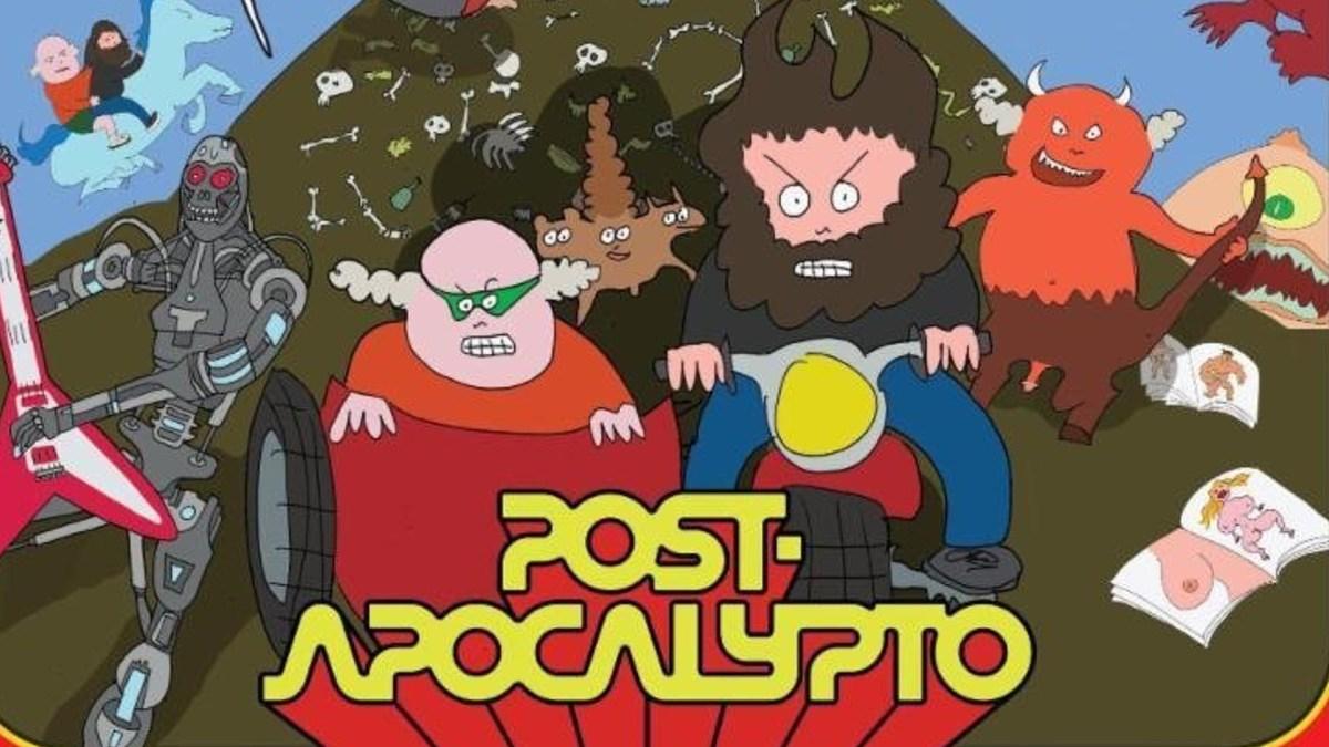 Post Apocalypto