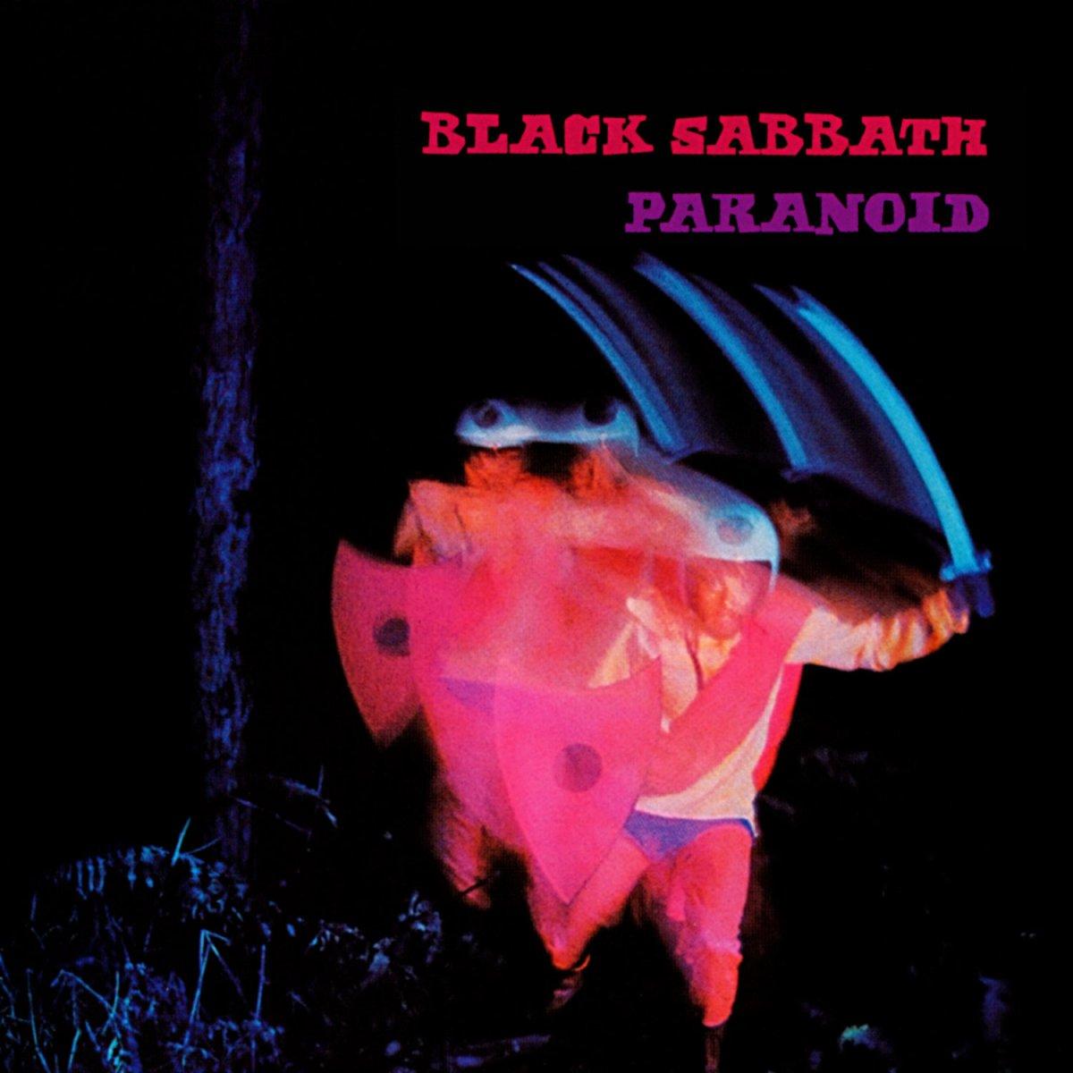 Black Sabbath's Paranoid