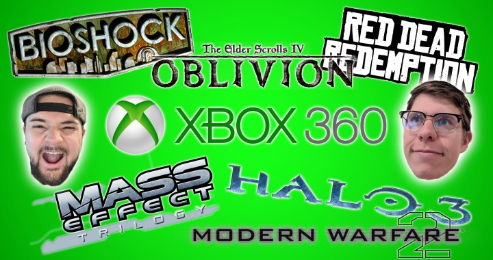 Six Xbox 360 Games We Loved As Teens