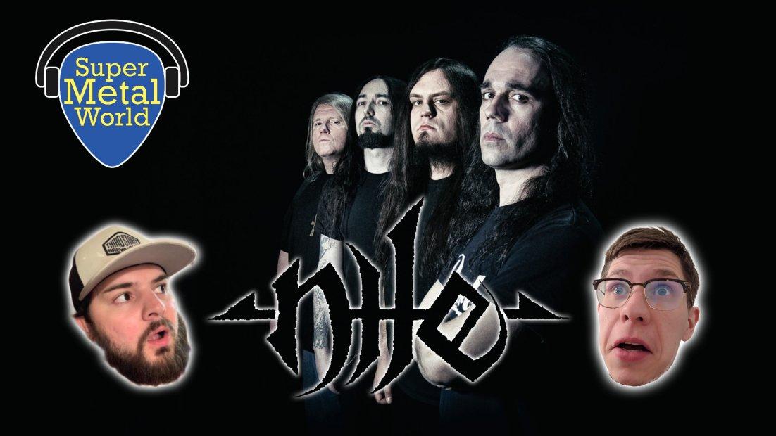 Member of band, Nile