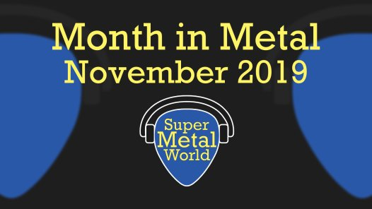 Month in Metal November 2019