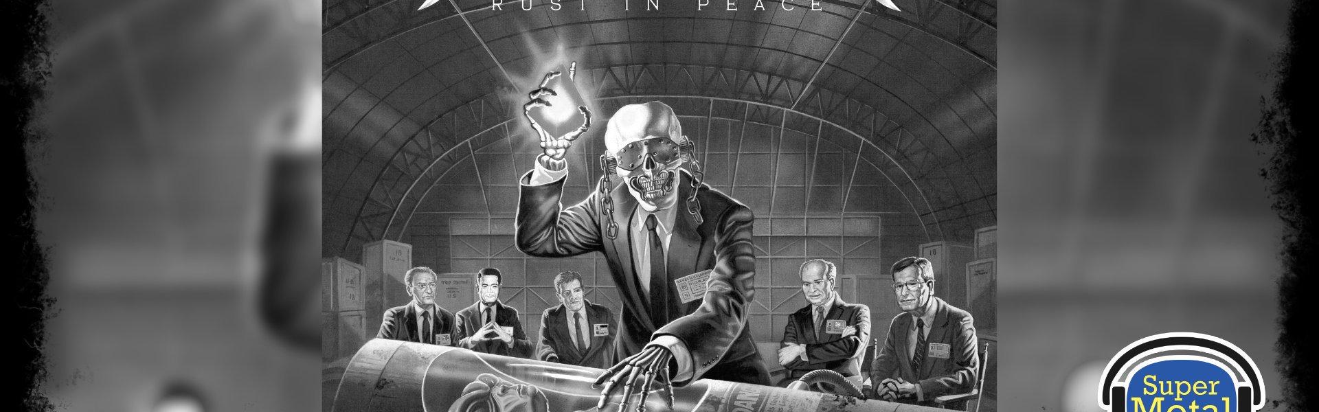 Rust in Peace album art