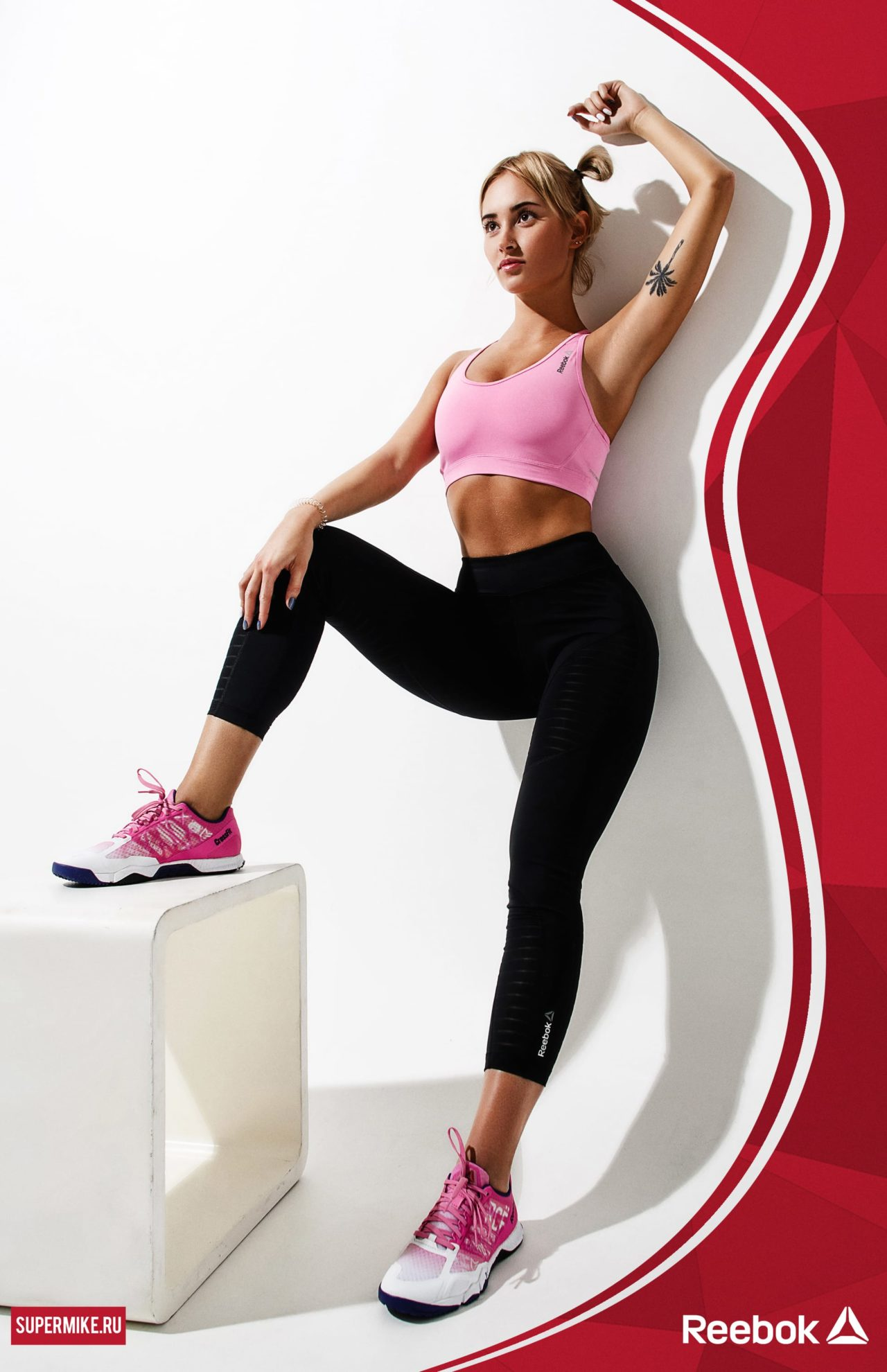 reebok crossfit women collection