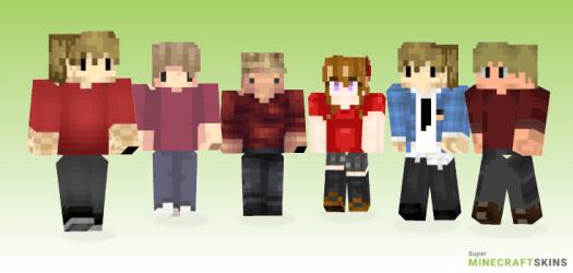 Grian Minecraft Skin 4