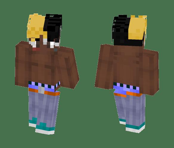 Download XXXTentacion Minecraft Skin for Free. SuperMinecraftSkins