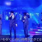【UTAGE動画】舞祭組が粉雪・Everythingを披露!放送事故の声も?