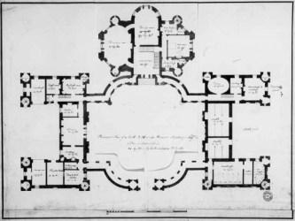 castle floor plans plan medieval blueprint drachenburg fantastic