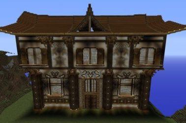 minecraft fairytale plan cute houses plans fairy floor tale building comments supermodulor