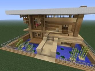 minecraft houses cool easy designs blueprints modern farm google pc cute fairy simple seeds plans build idea casas crafts fairytale