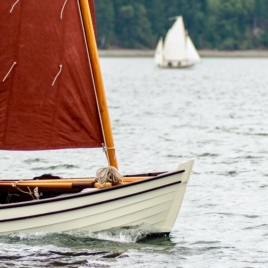 A list of vessels attending the Port Townsend Wooden Boat Festival