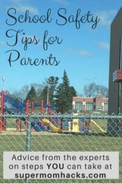 Feel powerless as a parent when it comes to school safety? These practical tips will give you peace of mind, while making you a valuable partner in the process.