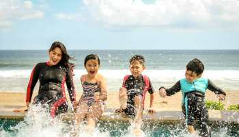 Do you wish you and your family could just get away from it all more often? These tips will help you to stress less and vacation more!