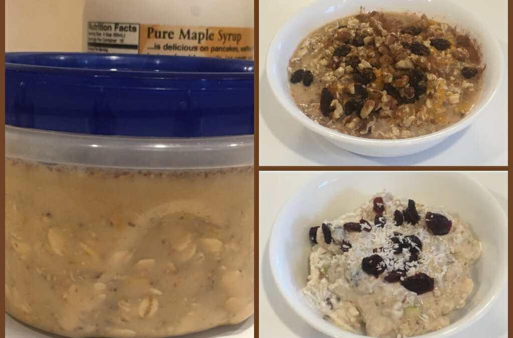 Best Make-Ahead Breakfast Recipes: Overnight Oats & Morning Muesli