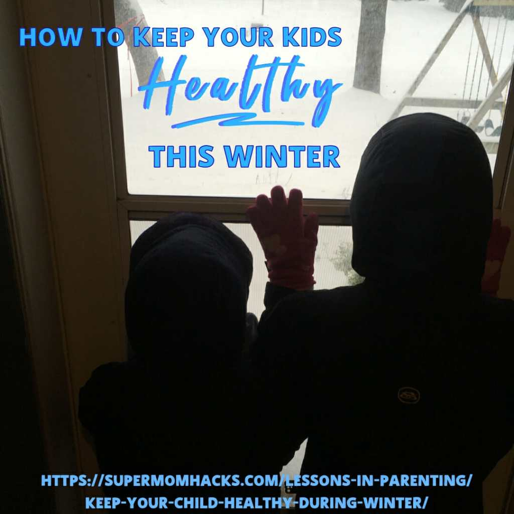 Having a sick kid is never fun, but especially not during the colder months. These tips will help you keep your child healthy during winter.