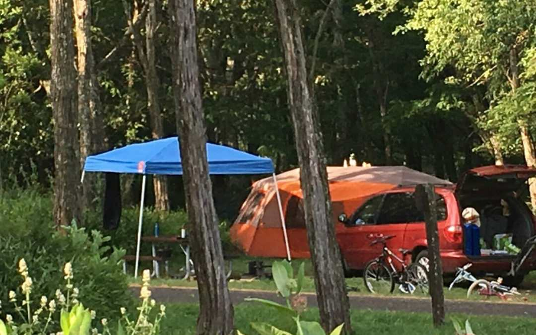 100 Genius Ways to Make Family Tent Camping Easier