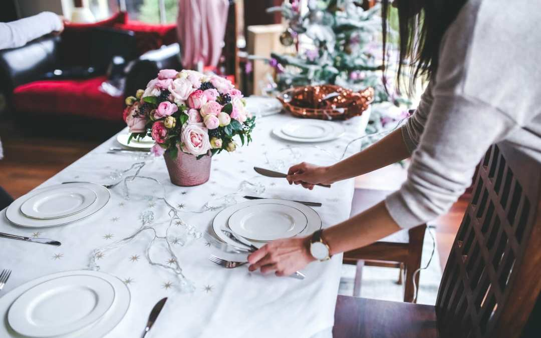 How to Stress-Proof Your Holiday Dinner Party