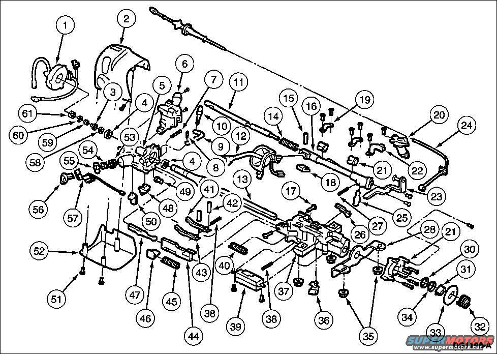 1997 Ford F350 Steering Column Diagram.html