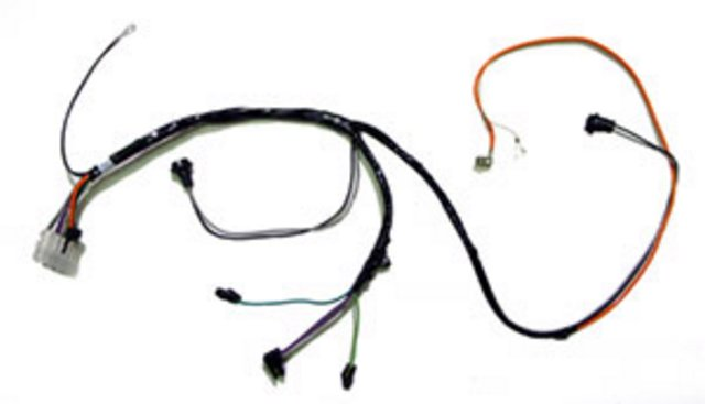 1967 Chevelle Wiring Harness. Wiring. Wiring Diagrams