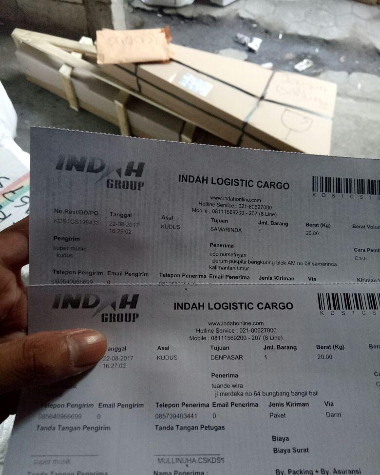 Indah Cargo Resi : indah, cargo, Indah, Logistic, Cargo