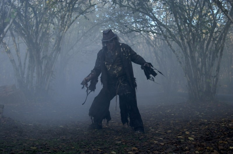 Image result for supernatural scarecrow