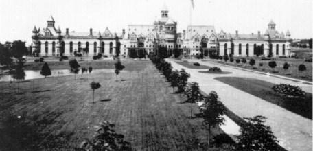 Mansfield Reformatory 1800s