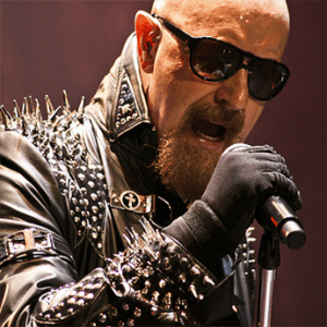 Very awesome — and very gay — Metal God Rob Halford