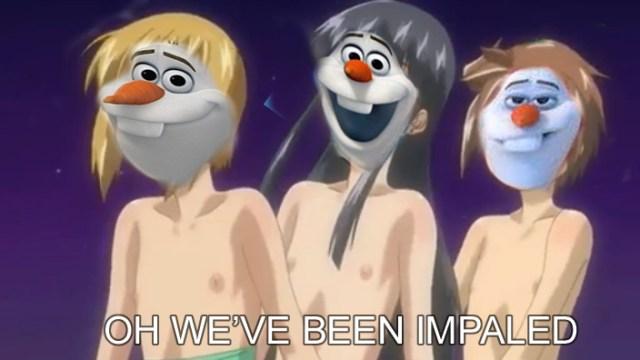 Boku Impaled Insert