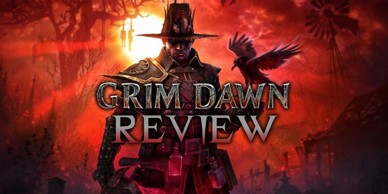 Grim Dawn Header