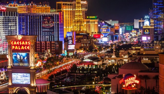 Las Vegas, the new home of eSports?