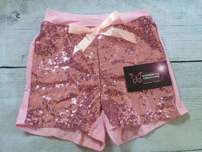 Supernova Creations - Sequin Shorts