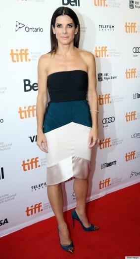 """Gravity"" Premiere - Arrivals - 2013 Toronto International Film Festival"