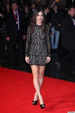 """Gravity"" - Red Carpet Arrivals: 57th BFI London Film Festival"